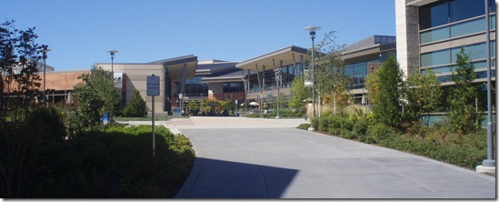 campus de microsoft redmond commons